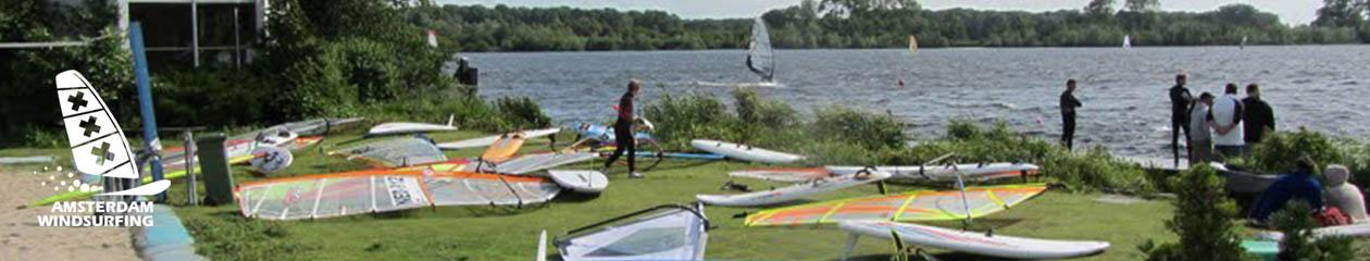 Amsterdam Windsurfing